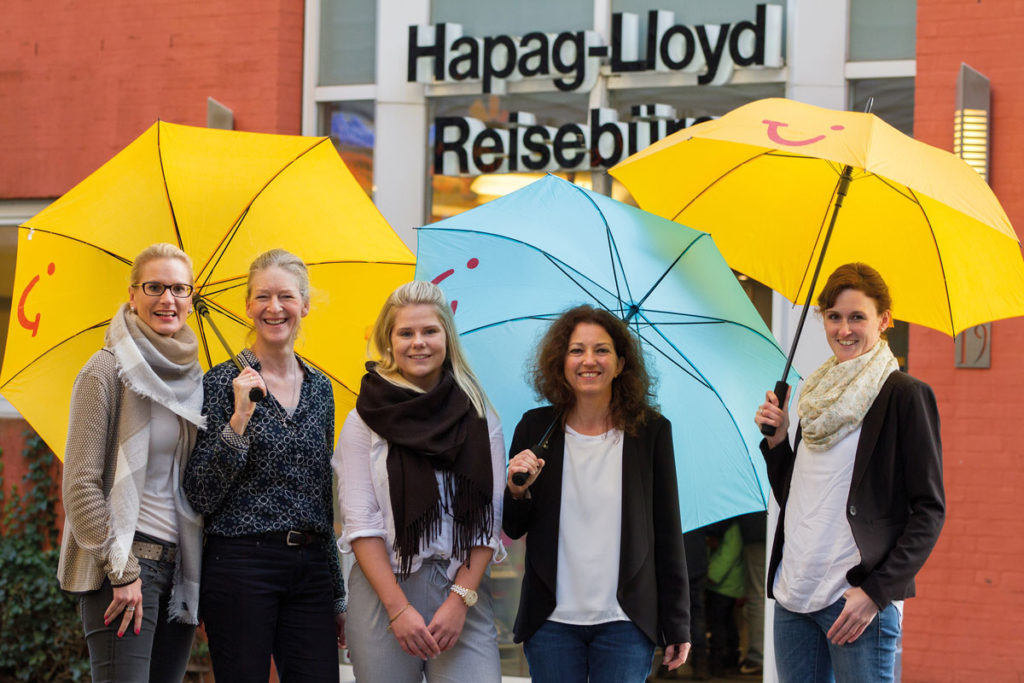 Hapag Lloyd Team - Rote Strasse, Flensburg