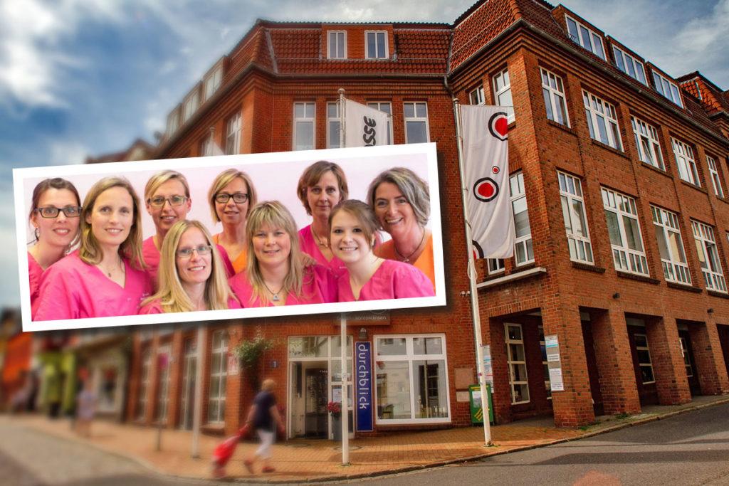 Frauenarztpraxis - Rote Strasse, Flensburg