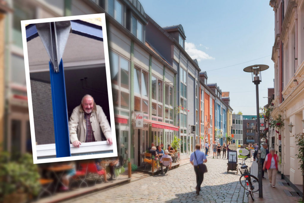 J.O.S.S. Verwaltungsgesellschaft - Rote Strasse, Flensburg