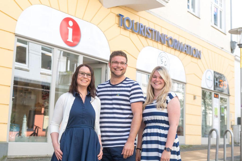 Tourismus Agentur Flensburger Förde - Rote Strasse, Flensburg