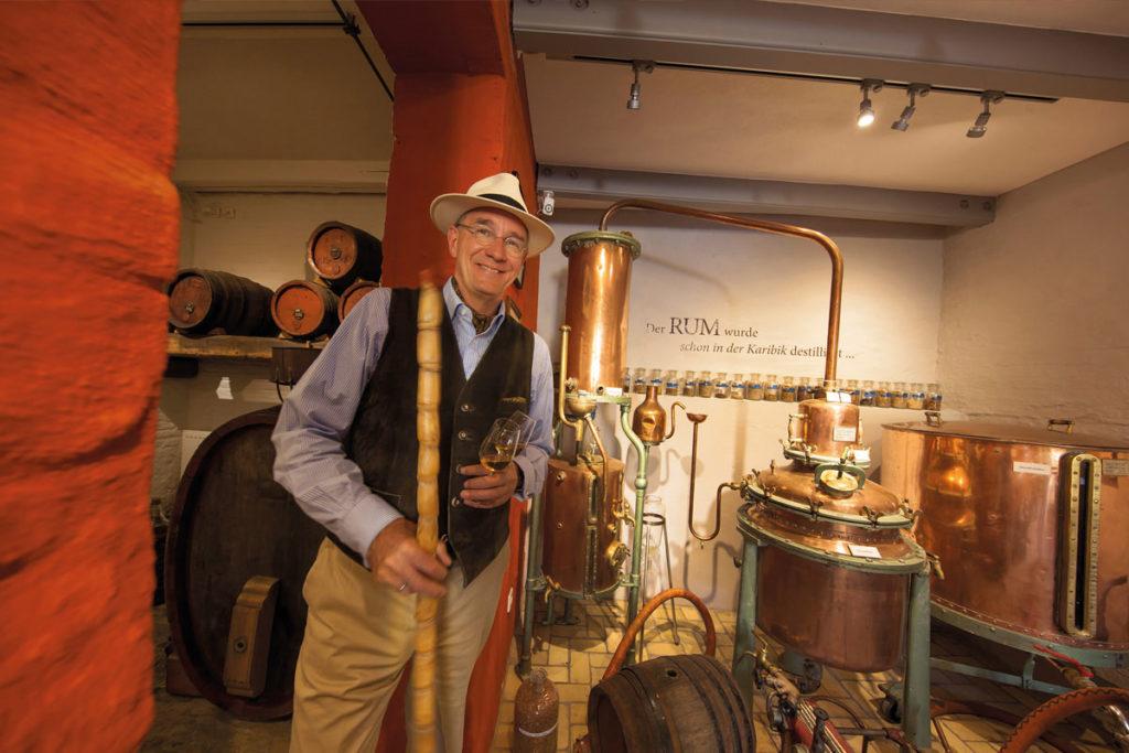 Mittwochs-Führung durchs Rum Manufaktur Museum - Rote Strasse, Flensburg