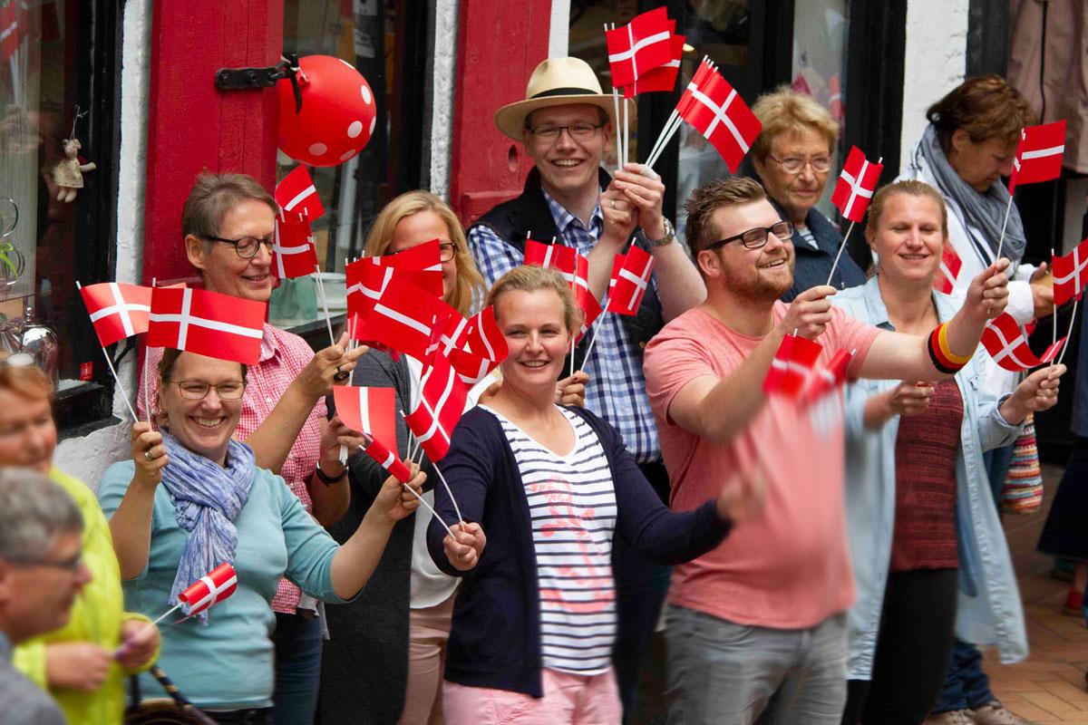 Termine in der Roten Straße, Flensburg - Vorfreude ist die schönste Freude